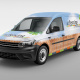 Vehicle Livery Wrap